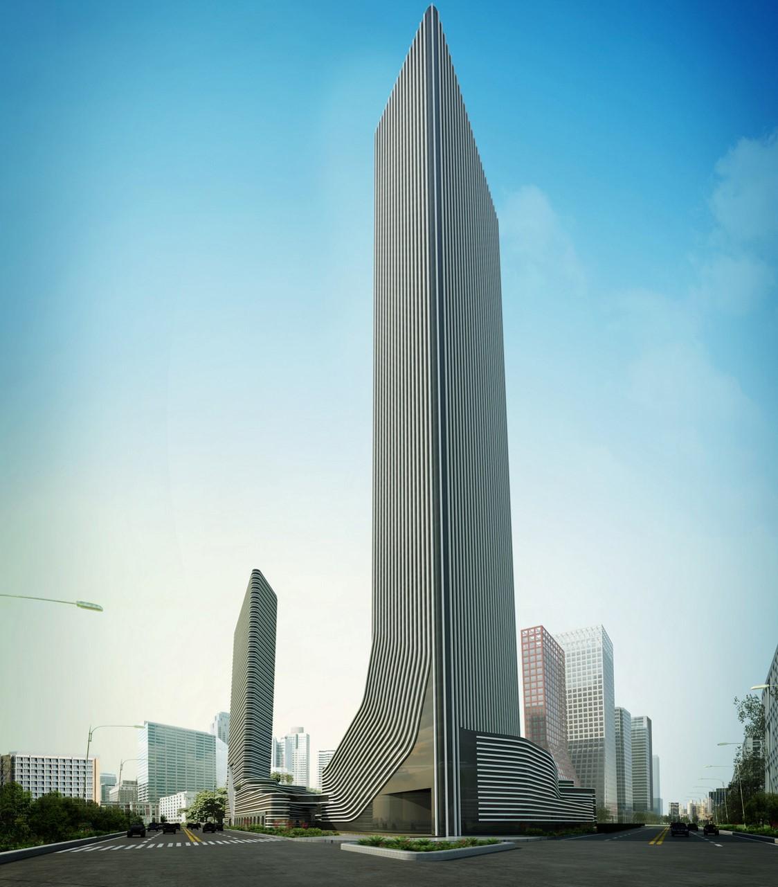 Mixed Use Development, Shenyang, China - Wilson Architects